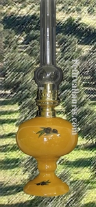 OIL LAMP PROVENCE AND OLIVE DECORATION