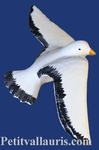 DECOCATIVE CERAMIC GULL