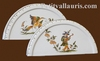 PORTE SERVIETTES DE TABLE DECOR DE TRADITION VIEUX MOUSTIERS