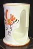 DISTRIBUTOR OF COTTON SMALL MODEL ORANGE FLOWERS PAINT