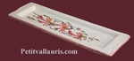 REST SPOON PINK FLOWERS DECORATION