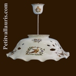 SUSPENSION OLD TRADITION MOUSTIERS DECORATION D37