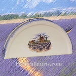 CARRY NAPKINS PROVENCAL AND LAVANDER DECORATION